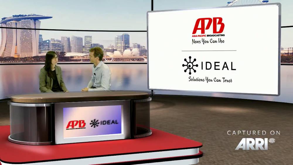 Broadcast Asia - vStudio