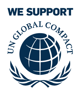 We Support : UN Global Compact