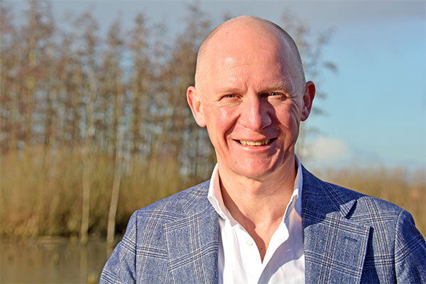Gijsbert Voorneveld - Management Consultant